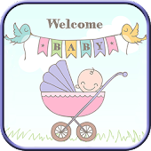 Download Baby Shower Wish Card APK to PC