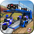 Game OffRoad Police Transport Truck apk for kindle fire