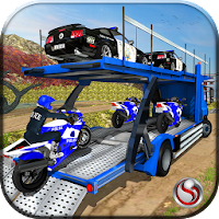 OffRoad Police Transport Truck For PC / Windows & Mac