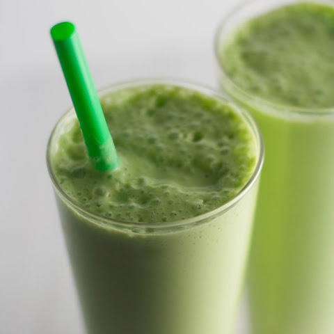 Pina Colada Green Smoothie