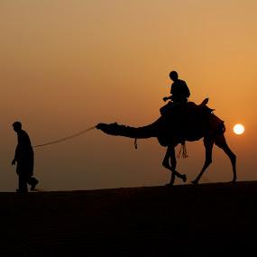 Indian Desert by Sloane Sheldon - People Street & Candids