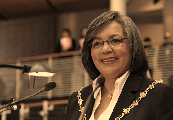 Cape Town mayor, Patricia de Lille. Picture: CITY OF CAPE TOWN