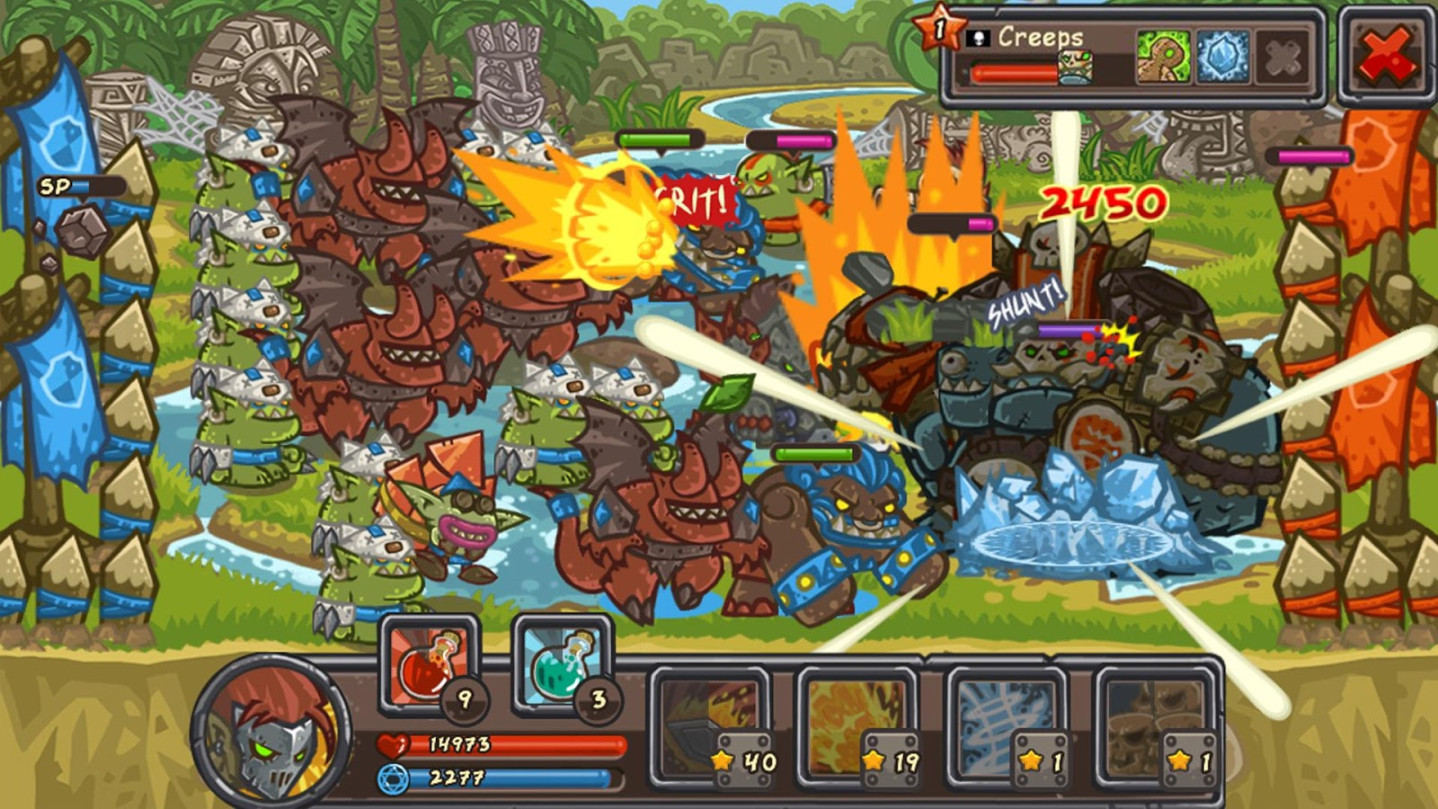 Clash of Monsters - CoM Screenshot 5