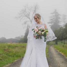 Bride by Lood Goosen (LWG Photo) - Wedding Bride ( wedding photography, wedding, weddings, wedding day, brides, wedding flowers, wedding dress, wedding photos, wedding photographer, destination wedding, bride, mist )