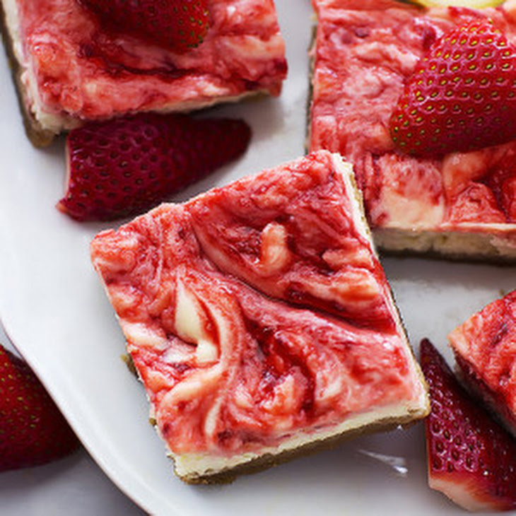 strawberry oat bars blueberry cheesecake bars rolo cheesecake bars ...