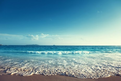 Beautiful Beach Wallpaper - screenshot