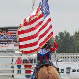 U.S. 2 by Philip Molyneux - Sports & Fitness Rodeo/Bull Riding (  )