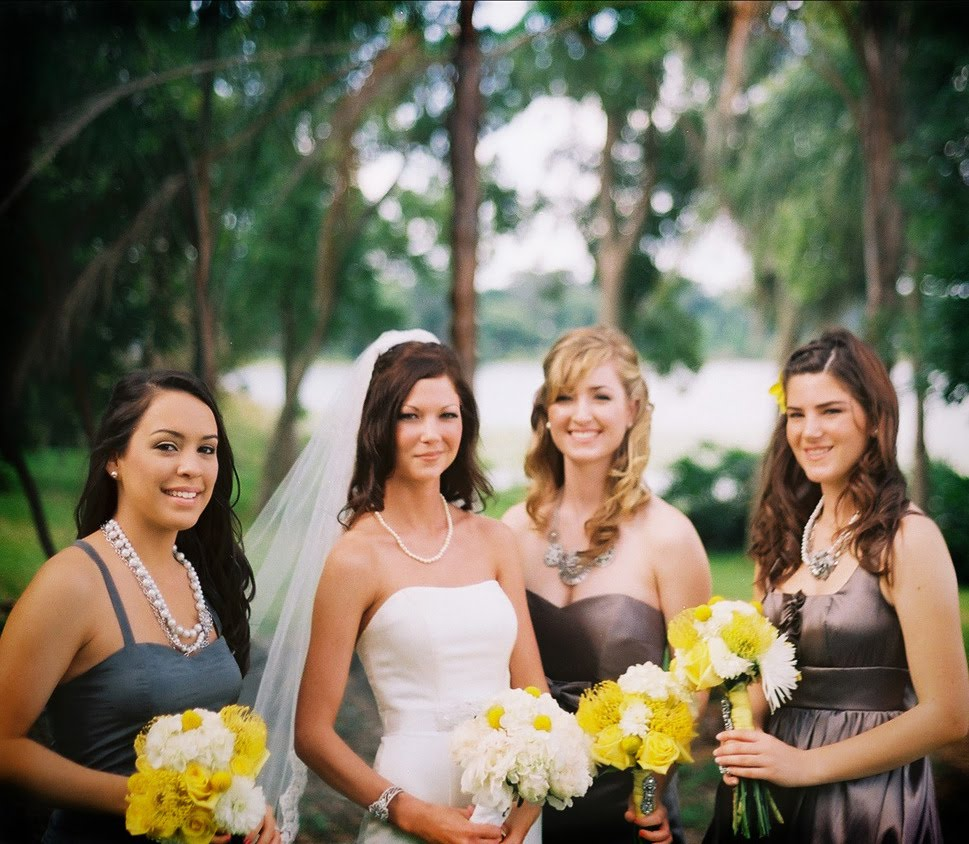 Backyard Wedding Pt. I..