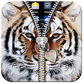 Tiger Zipper Lock APK for Bluestacks