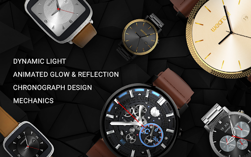 Weareal. Realistic Watch Faces