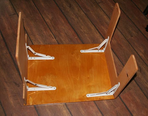Складной стол. своими руками