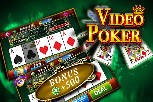 VIDEO POKER! - screenshot