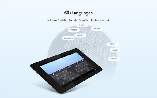 GO Keyboard - Emoticon keyboard, Free Theme, GIF screenshot 8