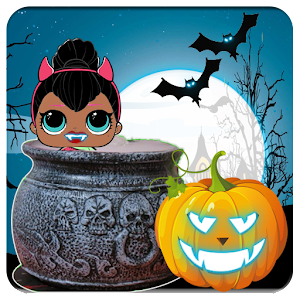 Download Halloween Lol Surprise Eggs baby Dolls for PC