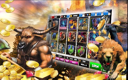mythical slots | Euro Palace Casino Blog