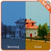 Download Full Day night automatic change wallpaper 1.1 APK