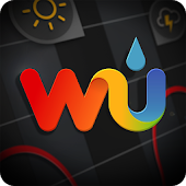 App Weather Underground APK for Kindle