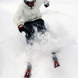 by Michel Burelle - Sports & Fitness Snow Sports