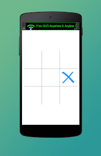 Tic Tac Toe (X-O) - screenshot