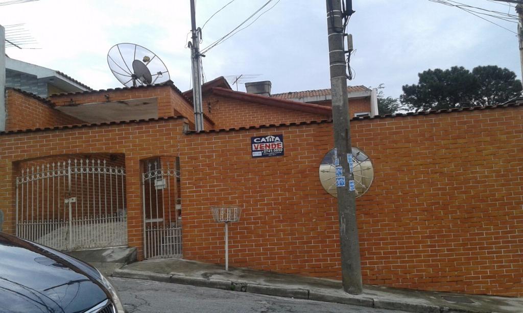 Casa Padrão à venda, Jardim Fernandes, São Paulo