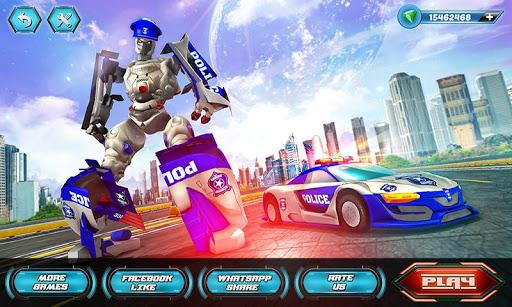 US Police Robot Car Revenge For PC