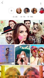 Retrica - Selfie, Sticker, GIF Screenshot