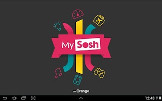 Screenshot of MySosh