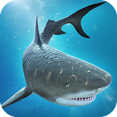 Shark & Crocodile Fight APK for Bluestacks