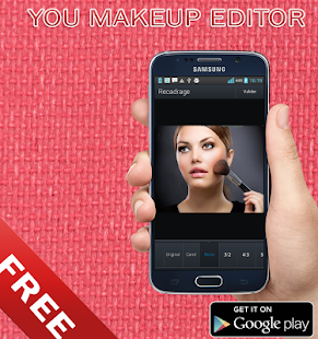 You Makeup Editor - screenshot