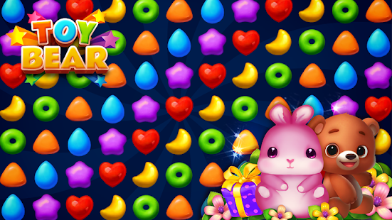 Toy Bear Sweet POP : Match 3 Puzzle for pc