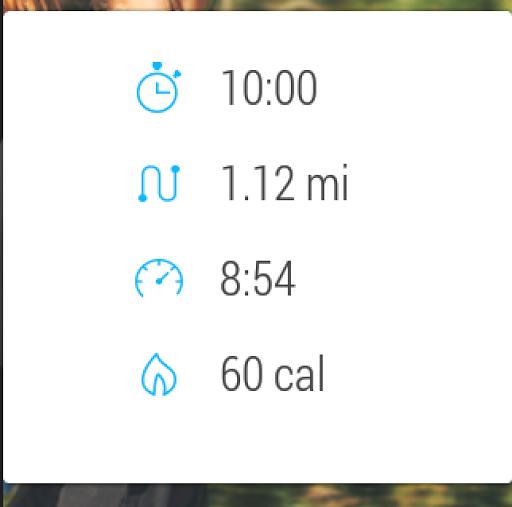Runkeeper - GPS Track Run Walk - screenshot