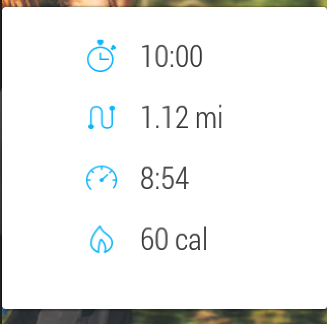 Runkeeper - GPS Track Run Walk Screenshot 10