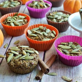 Pumpkin Flaxseed Muffins Recipes