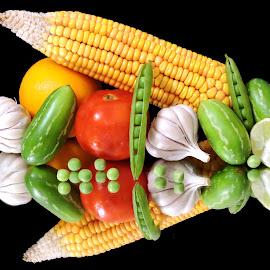 CORN TIME by SANGEETA MENA  - Food & Drink Ingredients
