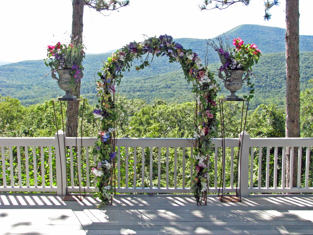 Wedding Arch Decorations Ideas beach ceremony arch