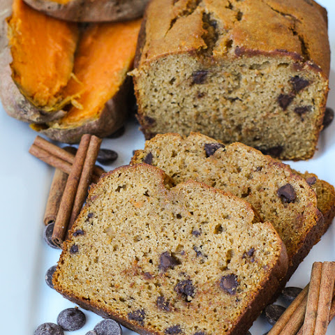 Chocolate Chip Sweet Potato Bread