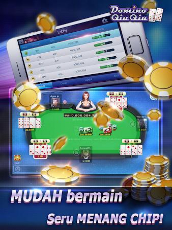 Domino QiuQiu:Domino99(KiuKiu) 1.1.9 screenshot 234155