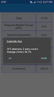COMLEX III QA Review - screenshot