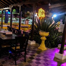 La casa de Sandino by Luis Albanes - Buildings & Architecture Homes ( old, patio, nicaragua, house, managua, antique, sandino )