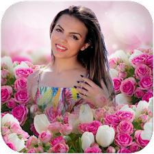 Flower HD Photo Frame