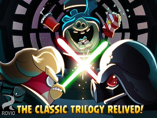 Angry Birds Star Wars screenshot 13
