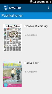 NWZplus - screenshot