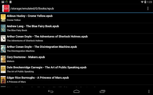 EBook Reader & EPUB Reader screenshot 6