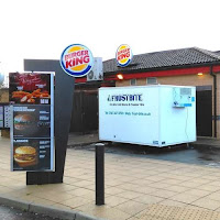 Cold Room Hired for Burger King