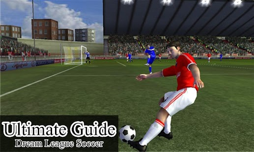 Guide Dream League Soccer - screenshot