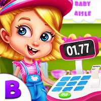 Supermarket Manager Baby Games For PC (Windows And Mac)