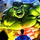 Flying Superhero Iron vs Incredible Monster Heroes