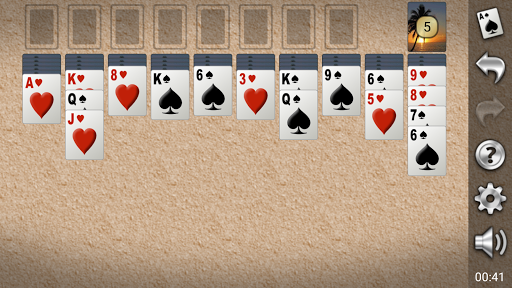 Yukon Gold Solitaire - screenshot