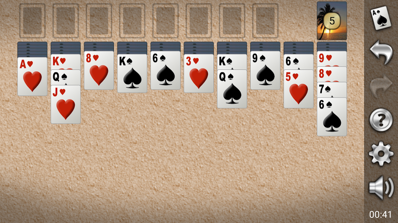 Yukon Gold Solitaire Screenshot 4