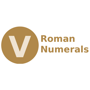 Download Roman Numerals For PC Windows and Mac